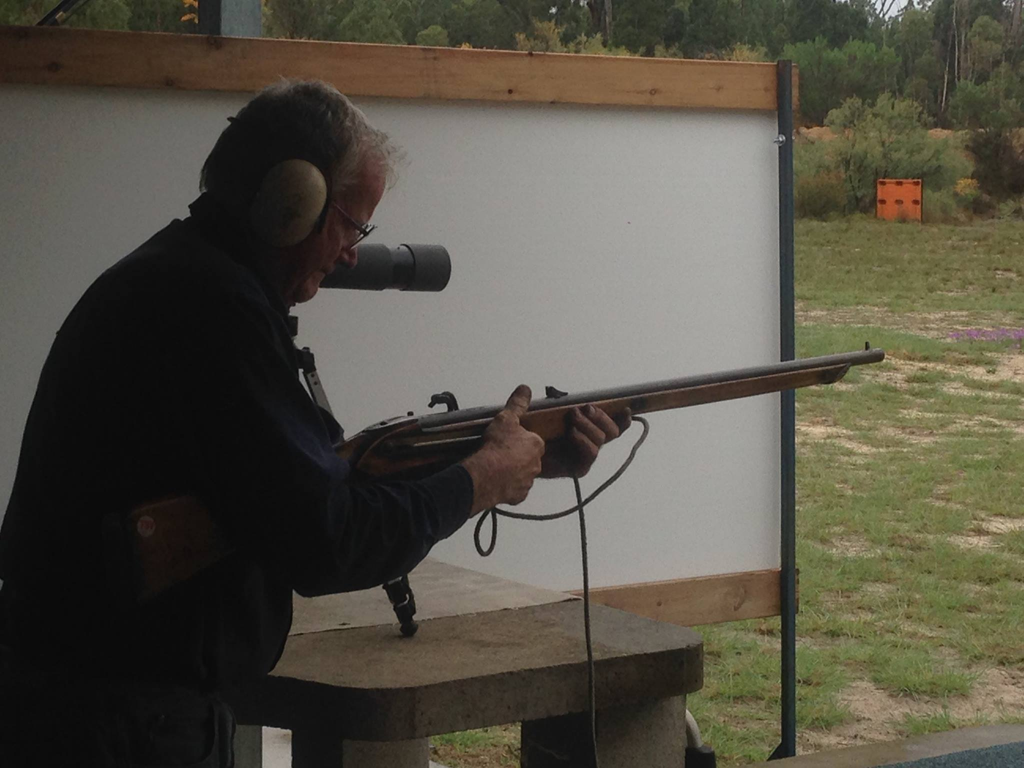 Muzzle Loading - Sporting Shooters Association of Australia