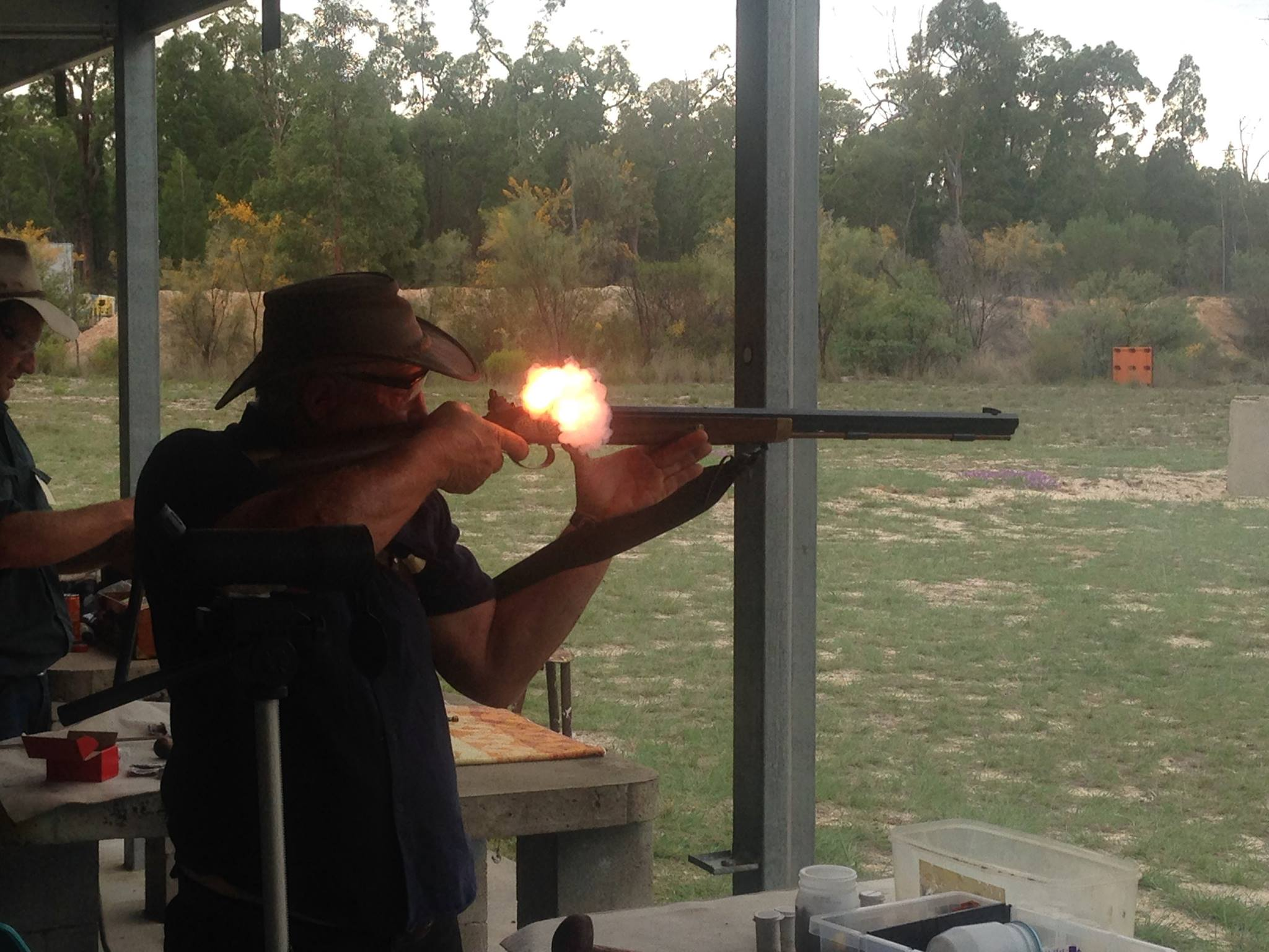 Muzzle Loading - Sporting Shooters Association of Australia (Queensland)