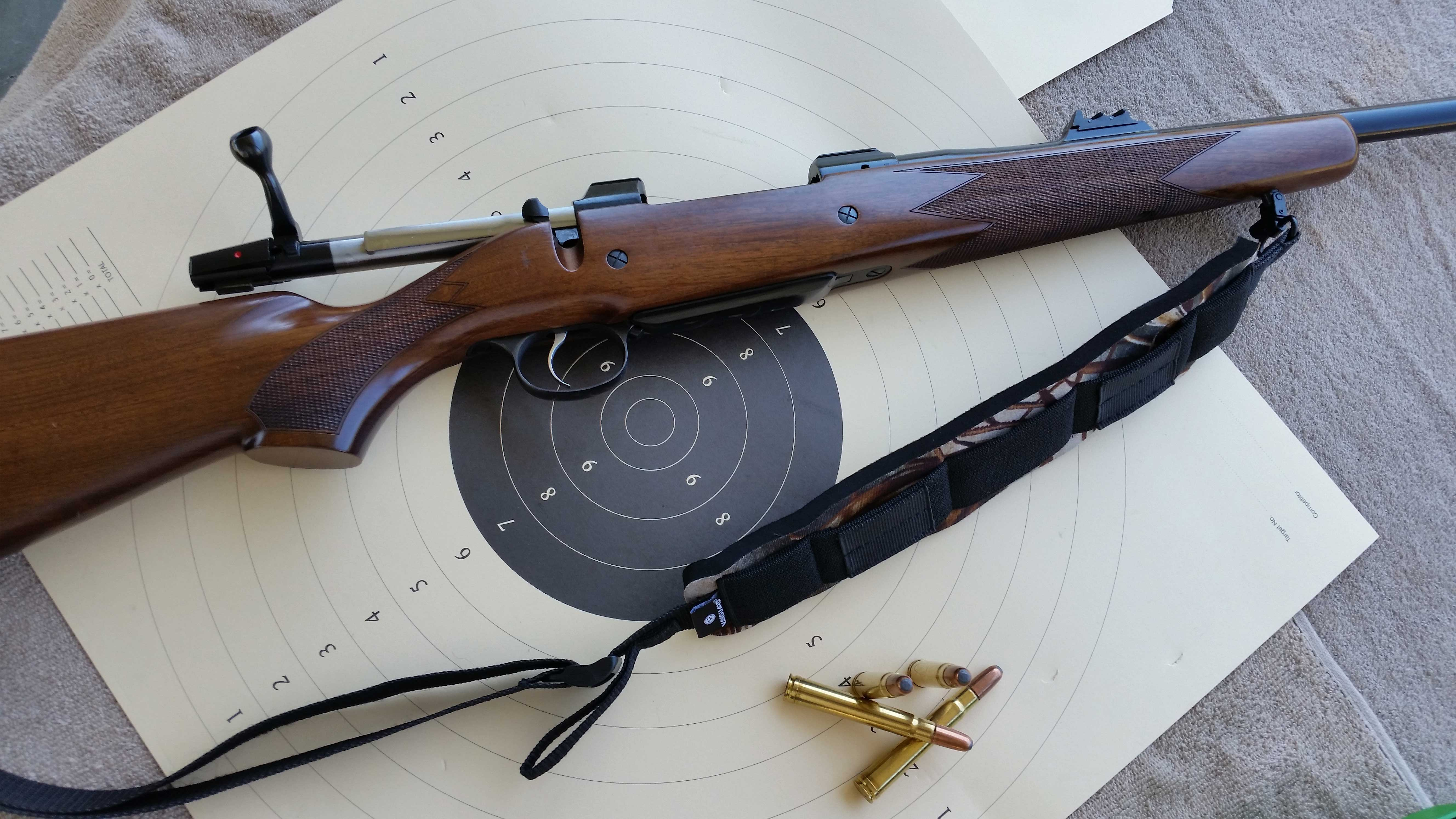 Big Game Rifle - Sporting Shooters Association of Australia (Queensland)